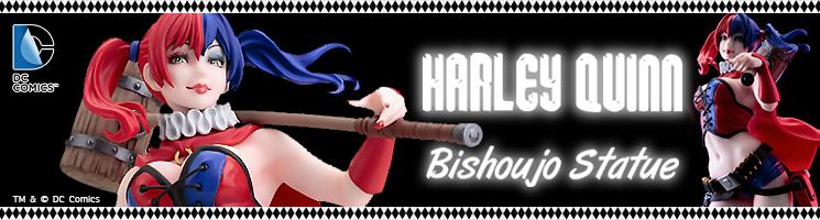 Harley Quinn - Figurine 1/7ème - DC Comics