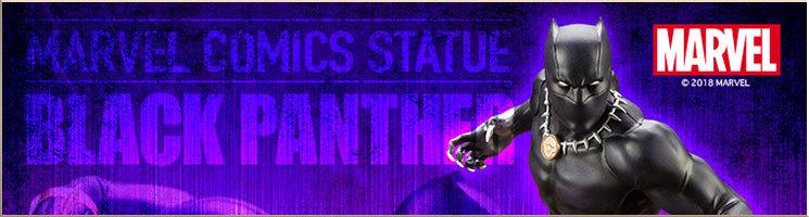Marvel Comics Avengers Black Panther ARTFX+ Kotobukiya