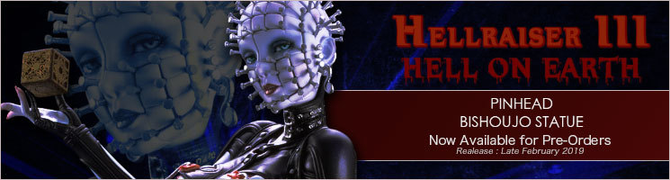 HELLRAISER III: Hell on Earth - Pinhead Bishoujo Statue
